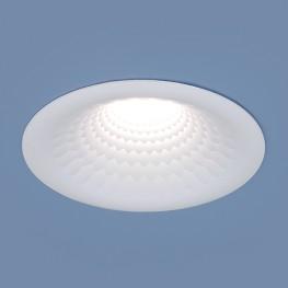 Встраиваемый потолочный светодиодный светильник 9905 LED 7W WH белый