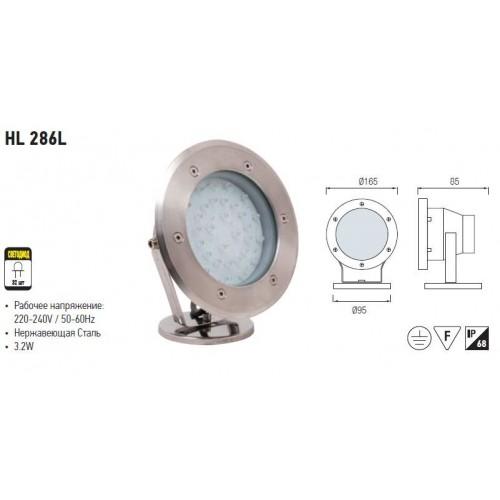Садово-парковый светодиодный светильник HL286L