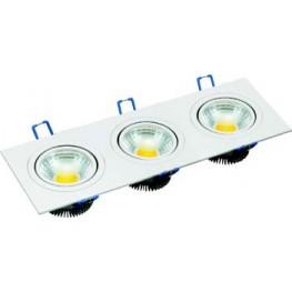Поворотный светодиодный светильник L1030-15