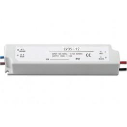 Блок питания LC-WP-36W-24V/12V PL IP65 1.5 A /3 A