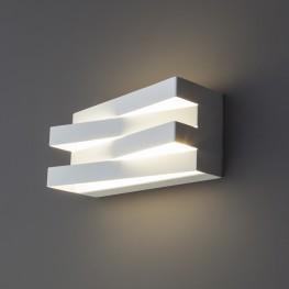 Настенный светодиодный светильник 40137/1 Белый