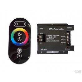 Сенсорный контроллер LEDcraft RGB RF с функцией диммирования 6 кнопок 18А