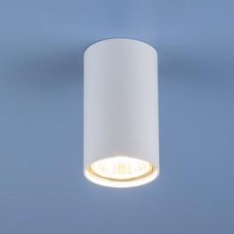 Накладной точечный светильник Elektrostandard 1081 GU10 WH белый