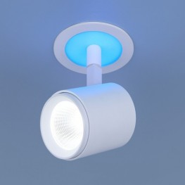 Акцентный светодиодный светильник Elektrostandard DSR002 9W 6500K Blue