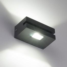 Уличный настенный светодиодный светильник 1611 TECHNO LED