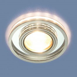 Точечный светодиодный светильник Elektrostandard 7021 MR16 SL/CH зеркальный/хром