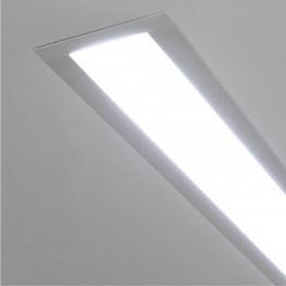 Профильный светодиодный светильник Elektrostandard ССП встраиваемый 16W 1100Lm 103см 6500К