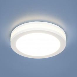 Точечный светильник со светодиодами Elektrostandard DSKR80 5W 3300K
