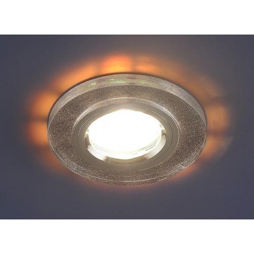 Точечный светильник Elektrostandard 8060 MR16 SL/CH серебряный блеск/хром