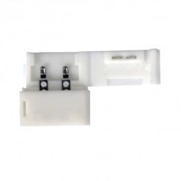 LED 1A Коннектор для одноцветной светодиодной ленты 3528 жесткий