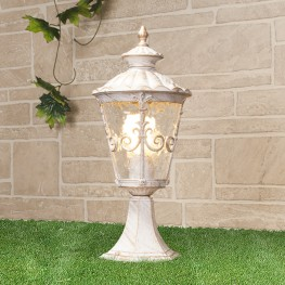 Светильник на грунт Elektrostandard Diadema S , белое золото