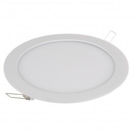 Встраиваемый потолочный светодиодный светильник Elektrostandard DLR003 18W 4200K