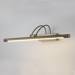 Настенный светодиодный светильник Elektrostandard Simple LED 10W 1011 IP20 бронза