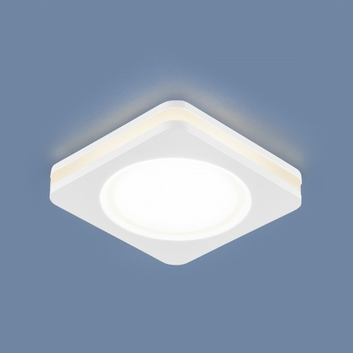 Точечный светильник со светодиодами Elektrostandard DSK80 5W 3300K