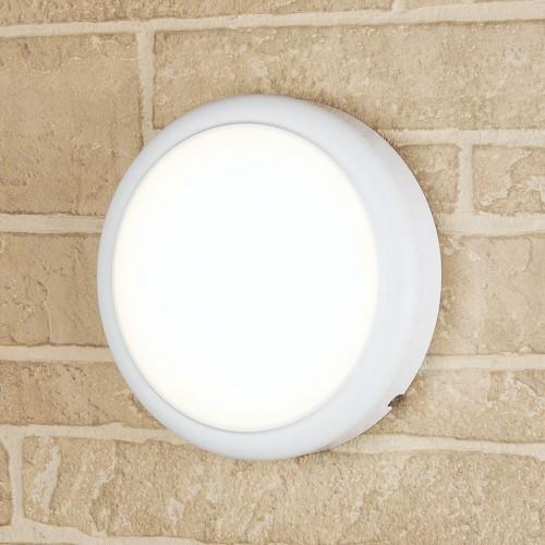 Пылевлагозащищенный светодиодный светильник Elektrostandard LTB06 Imatra белый