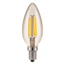 Лампа светодиодная Elektrostandard Свеча CD F 5W 4200K E14