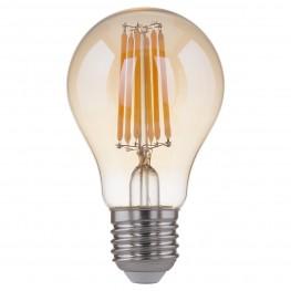 Лампа светодиодная Elektrostandard Classic F 8W 3300K E27 ретро