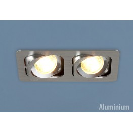 Алюминиевый точечный светильник Elektrostandard 1021/2 MR16 CH хром