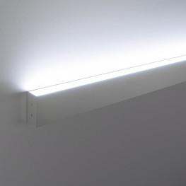 Профильный светодиодный светильник Elektrostandard ССП накладной односторонний 9W 600Lm 53см 6500К