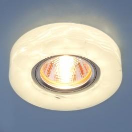 Точечный светильник со светодиодами Elektrostandard 6062 MR16 WH белый