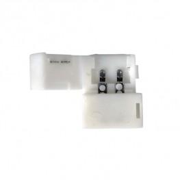 LED 2A Коннектор для одноцветной светодиодной ленты 5050 жесткий