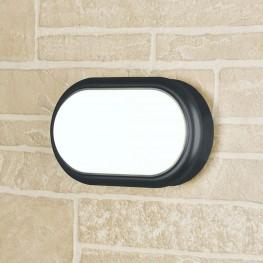 Пылевлагозащищенный светодиодный светильник Elektrostandard LTB05 Forssa черный
