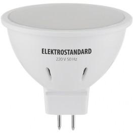 Лампа светодиодная Elektrostandard JCDR 3W G5.3 220V 120° 6500K