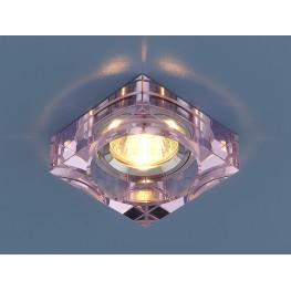Точечный светильник Elektrostandard 9171 MR16 PK/SL розовый/серебро