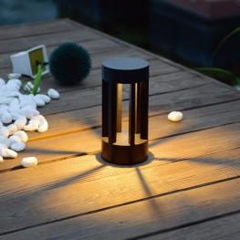 Ландшафтный светильник Elektrostandard TECHNO 1621 LED Ares графит