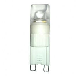 Светодиодная лампа LEDcraft 210 рассеивать пластик прозрачный 3W