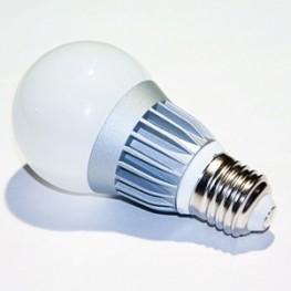 Светодиодная лампа LEDcraft А60  3W