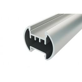 Профиль полукруг алюминиевый LC-LKS-2328-2 Anod