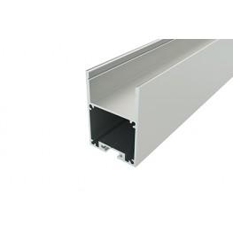 Профиль накладной алюминиевый LC-LP-4028-2 Anod