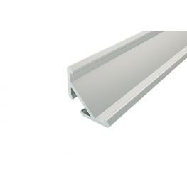 Профиль угловой алюминиевый LC-LSU-1515-2 Anod