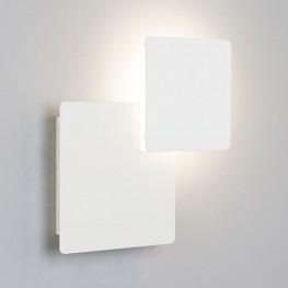 Настенный светодиодный светильник 40136/1 белый