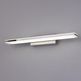 Настенный светодиодный светильник Tabla LED хром MRL LED 1075