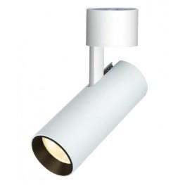 Трековый светодиодный светильник 3-фазный LUNA LNT546 20W НАКЛАДНОЙ