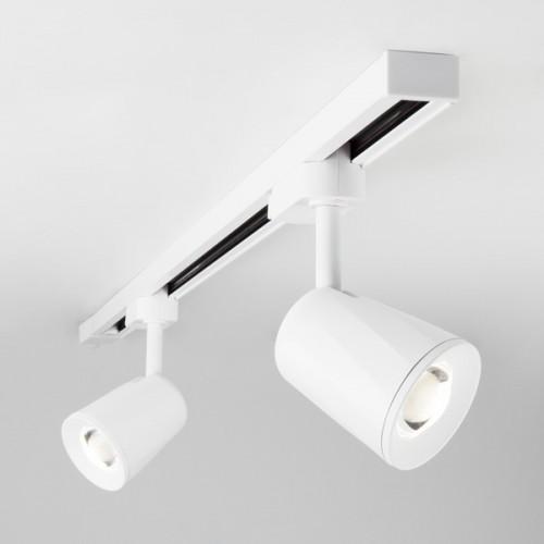 Трековый светодиодный светильник Joli 9W 4200K Белый  (LTB19)