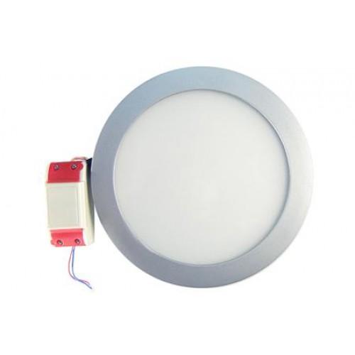 Встраиваемая светодиодная панель (LC-D01W/D01G -7W) круглая 120 мм Downlight 7W