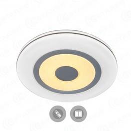 Управляемый светодиодный светильник QUADRON DOUBLE 136W R-760