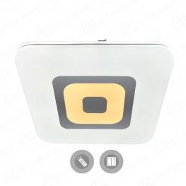 Управляемый светодиодный светильник QUADRON DOUBLE 72W S-450-WHITE-220-IP44