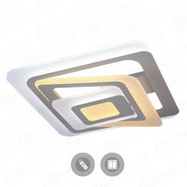 Управляемый светодиодный светильник Spiral double 85W S-500-white-220-ip44