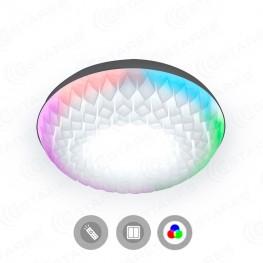 Управляемый светодиодные светильник ASTRA 40W RGB R-400