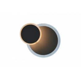 Светодиодный светильник, бра Geometria round 12W