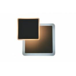 Светодиодный светильник, бра Geometria square 12W